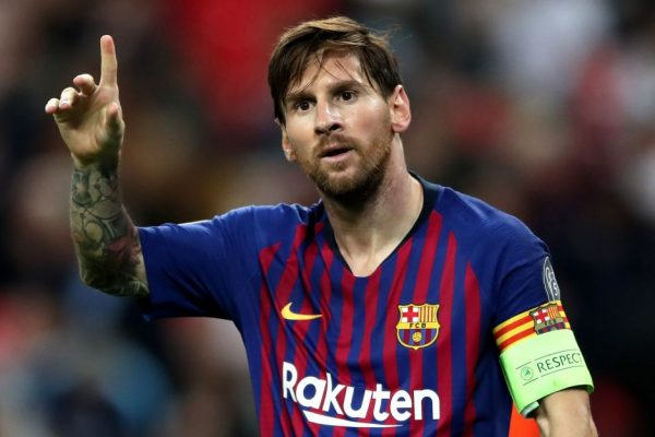 Take it too! Chelsea set to make a bid for Messi